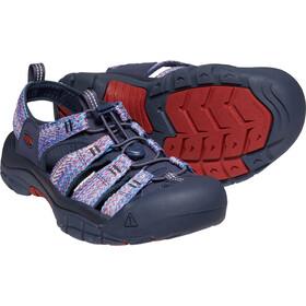 Keen Newport H2 Sandals Herre navy/red